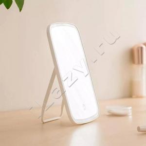 Светодиодное сенсорное косметическое зеркало Xiaomi для макияжа с LED подсветкой и USB зарядкой