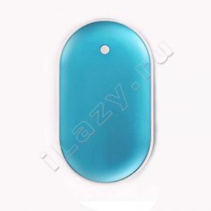 Внешний аккумулятор с функцией грелки для рук (powerbank)