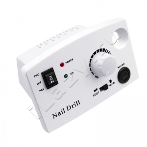 Маникюрная машинка для ногтей Nail Drill Pro ZS-602 с педалью, 35.000 об/мин