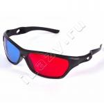 3D очки для проекторов (анаглиф)