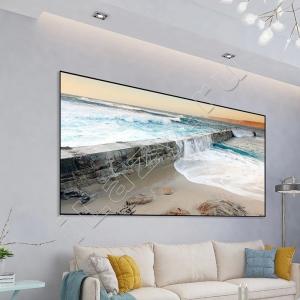 Светоотражающий экран для проектора Thundeal (100, 130 дюймов, 16:9)